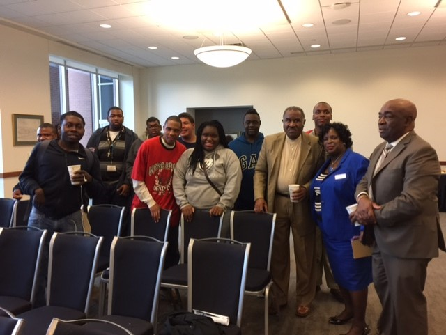 Meeting with Memphis Eight