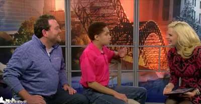 Alex TV Interview