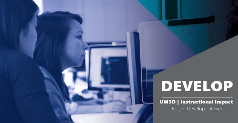 UM3D Develop Banner Image