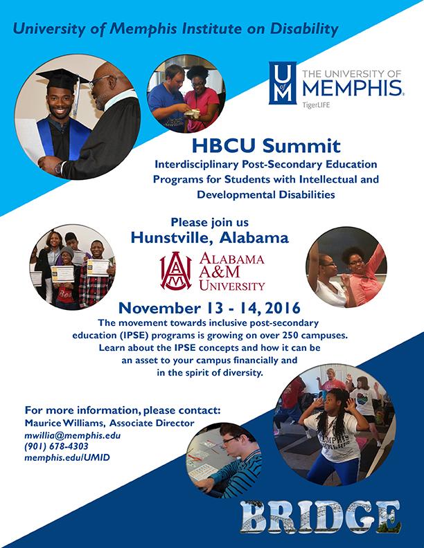 HBCU Summit Flyer