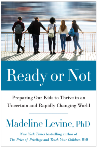 Ready or Not Bookcover