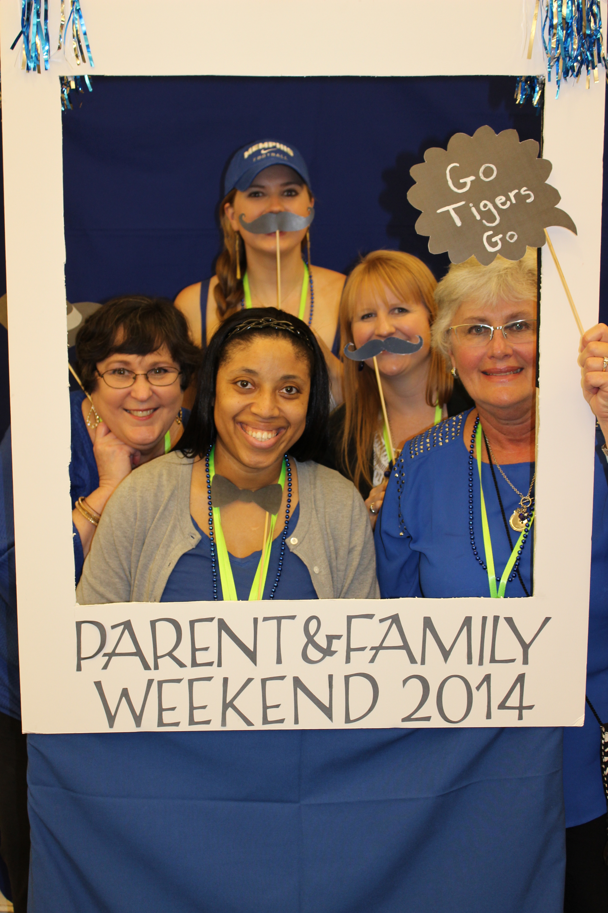 Staff Parent & Family Weekend