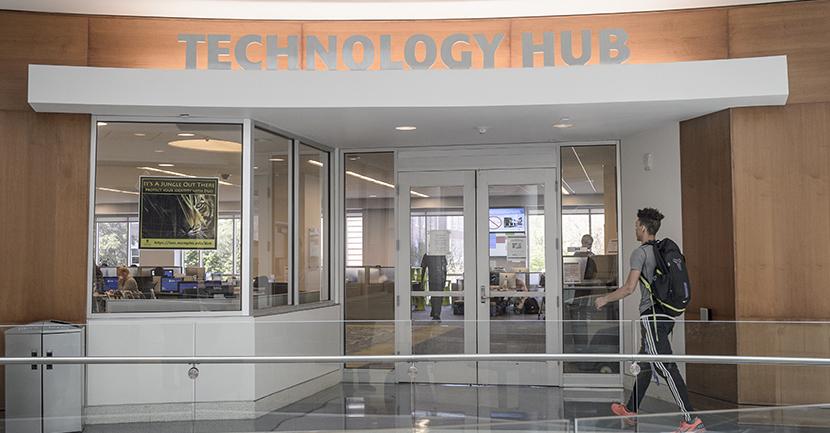 University Center Technology Hub