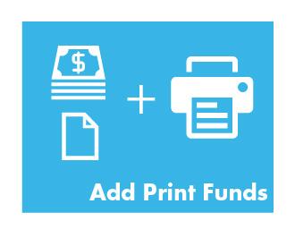 add print funds