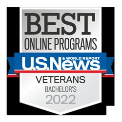Best Online Programs | U.S. News & World Report | Veterans Bachelor's 2020