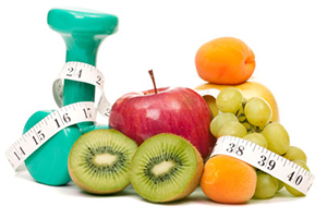 fruit, weight, sports nutrition photo