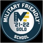 Gold Designation Military Friendly School
