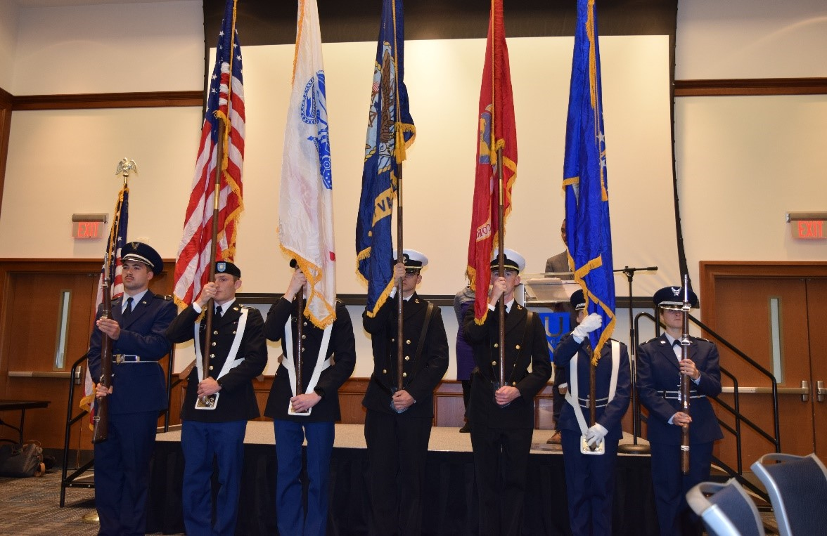 Military Services Recognition Event
