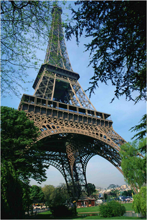 Study Abroad and visit the Eiffel Tower in Paris