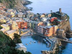 Vernazza Cinque Terre Liguria Italy